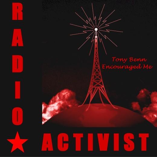 Radio Activist Logo 2