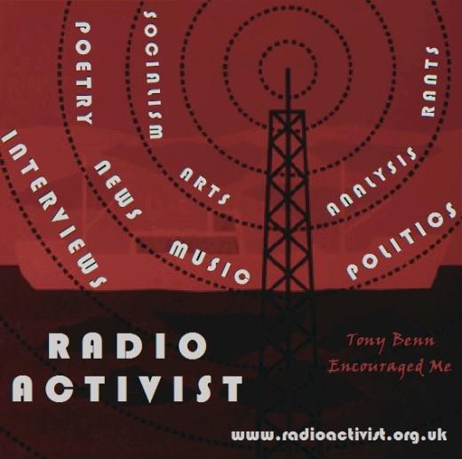 Radio Activist Logo 3