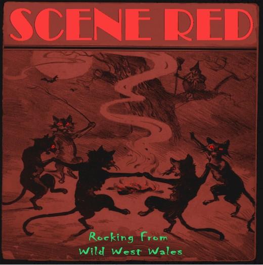 Scene Red T Shirt 2017